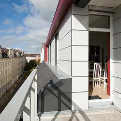 Dachgeschoss Herzog-Friedrichstraße